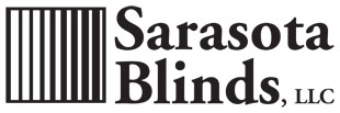 Sarasota Blinds Sticky Logo