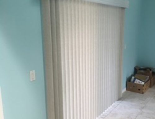 North Port, Florida Custom Vertical Door Blinds