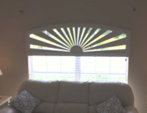 Sarasota, Florida Custom Blinds